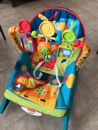 Baby rocker/toddler chair Gilbert, 85296
