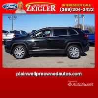 2014 Jeep Cherokee Limited [EW129947] 488 mi