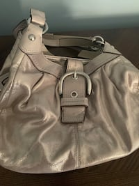 Silver/metallic coach purse  Nashville, 37203