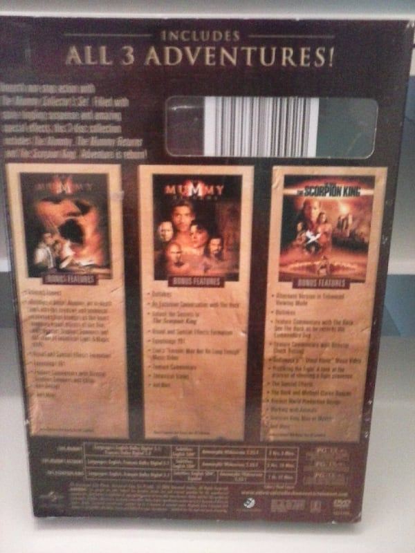 The Mummy Collector's Set in Germantown 362d399f-70f6-4b1c-bbef-5a0218e546f8