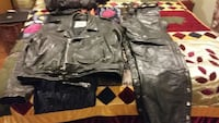 black leather and Morgantown, 26508