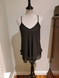Adrienne cami blouse size small