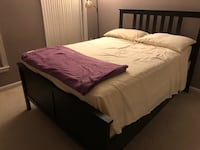 Full size bed frame & mattress  Woodbridge, 22191