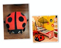 Kids Toys  --IKEA lady bug air element balance toy.......$10   --Plush toys......$5 each  Buy any 3 or more, get 20% off  All for $20 Markham