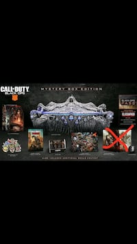 Call of duty 4 bundle  Mississauga, L5A 4B8