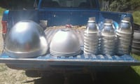 Aluminum light shades  Beachville, N0J 1A0