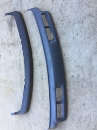 Chevy brand new bumper cap and bottom trim. Perfect condition