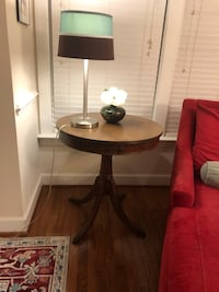 Round Entry Table