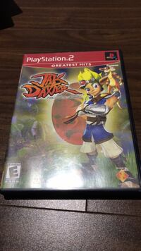 Jak and Daxter Whitby, L1P