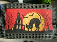 Halloween doormat, with music and lights Waterbury, 06708