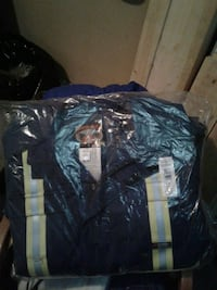 Tough Duck insulated coverall