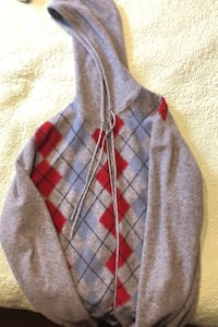 Wool Burberry Zip up Mississauga, L5G 2V4