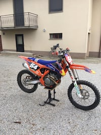 KTM 250 SXF  Selluzza, 52048