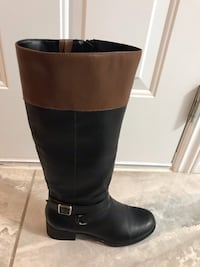 Style & Co. Boots Size 8 - Like New With leg expandable.  Beautiful Boots!
