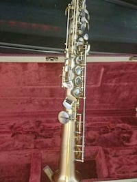 Soprano Saxophone with case Hyattsville, 20785