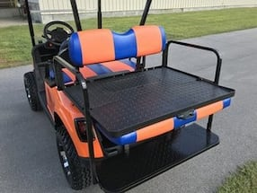 __Style On Your Ride *Freedom EZ-*GO Golf Cart--