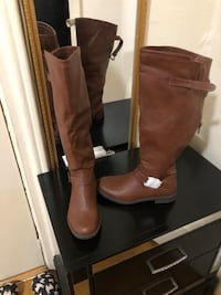 New tall boots size 8.5 by shoedazzle  New York, 11207