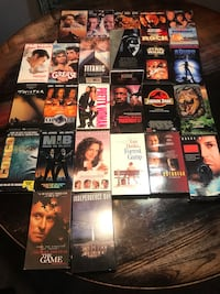 Very popular adult VHS movies