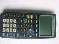 Graphing Calculator Leduc, T9E