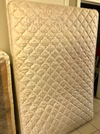 Double Mattress, box spring and adjustable frame St. Thomas, N5R 0E4