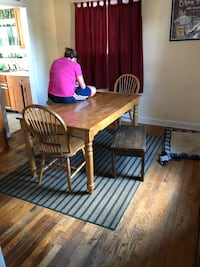 Kitchen table with 3 chairs  Allentown, 18103