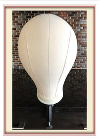 Canvas Head Wig Making or Styling Kit Calgary, T2P