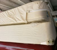 Queen beauty rest mattress and boxspring  Fort Myers, 33908