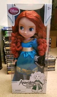 Disney Animators Collection Merida Alexandria, 22304