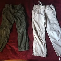 Size 5T old navy pants Barstow, 92311