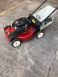 Toro self propelled lawn mower  Alexandria, 22312