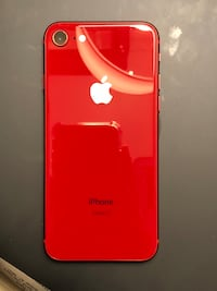 iPhone 8 - red special edition Jackson, 08527