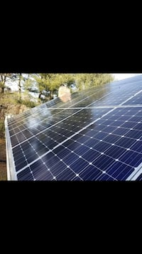 Solar panel installation private ownership. Free quote