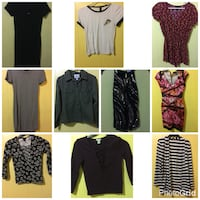 women's assorted tops Sunland Park, 88063