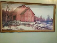 brown and white house painting 873 mi