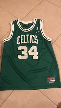 Youth Size Large Nike Celtics Paul Pierce basketball jersey San Jose, 95127