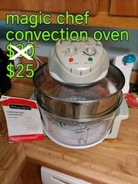 Convection oven Franklin, 28734