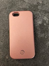 I phone 6 light up case Barrie, L4M