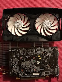 Graphics cards artic accelero twin turbo fan