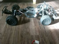 Exc torment rc car. Really good price, has updated parts for speed. North Las Vegas, 89081