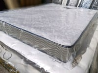 Brand new full / double mattress 230. Queen 285 Delivery 30$ Edmonton, T5J 3R8