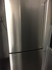 Stainless steel top mount refrigerator Fort Lauderdale, 33312