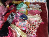Toddler clothes 6-12months and it's all 20 pieces for $30 obo  Greenfield, 93927