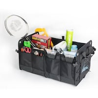 Heavy duty trunk organizer. Brand new