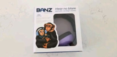 Noise cancelling baby ear muffs