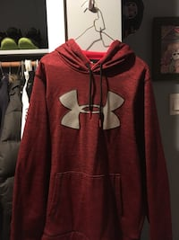 Red Under Armour Hoodie  London, N6J 3Z8