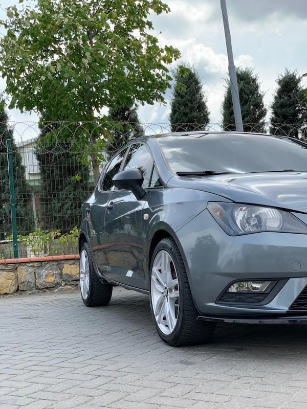 2012 Seat Ibiza 1.4 16V 85 HP REFERENCE 29af8793-2b80-49b0-ad60-a91b318be193
