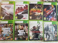 47 st Xbox 360 spel  Perstorp, 284 33