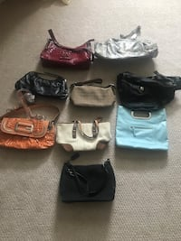 Mixed selection of purses. Coach, guess, ny&co, etc Stamford, 06901