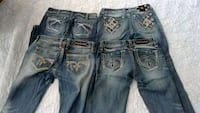 Name brand jeans Sioux Falls, 57107