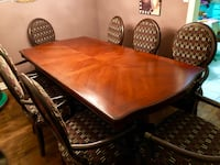 Must go! Exclusive solid wood dining set  Markham, L3P